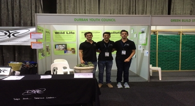 DYC Attends Sustainable Living Exhibition 2015